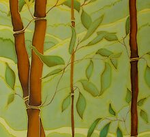 Bamboo forest by Martha Andreatos