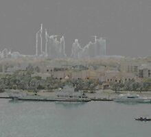 Dubai by Omar Dakhane