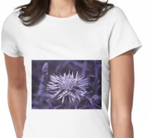 Knapweed - Toned Womens Fitted T-Shirt