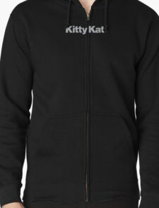 Pulp Fiction - Kitty Kat Zipped Hoodie