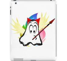 funny ghost  iPad Case/Skin