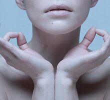 Delicate Hands by Perry Van Dongen