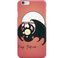 Young Nosferatu iPhone Case/Skin