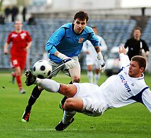 Football. Championship of Belarus. Brest Dinamo - Partizan 3:0 by pivan