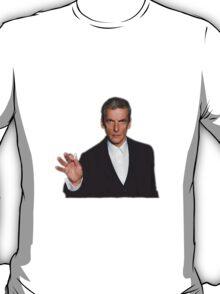 Doctor Who - Listen (Peter Capaldi) T-Shirt