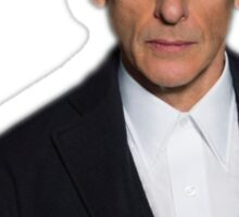 Doctor Who - Listen (Peter Capaldi) Sticker