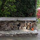 Gardener's Bench by phil decocco