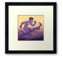 HUMAN/NATURE - 08 Framed Print