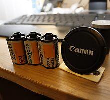 got tmax or canon? by Trenton Cayetano
