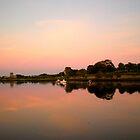 Reflections - Kinvara, Ireland by kdilts