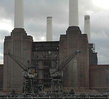 Battersea Powerstation by Louise Brookes