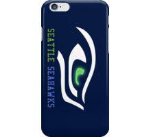 Seattle Seahawks Eye iPhone Case/Skin