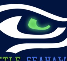 Seattle Seahawks Eye Sticker