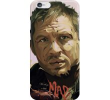 Mad Max 1 iPhone Case/Skin
