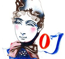 Lady OJ by deanna-szabo