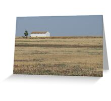 Doñana landscape Greeting Card