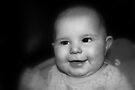 Smiling Baby by Evita