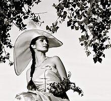 La Donna Elegantissima…....Una Scena Indimenticabile! by Danica Radman