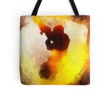 Terror by Pierre Blanchard Tote Bag