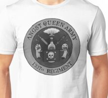 Angst Queen Army  Unisex T-Shirt