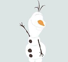 Olaf, Frozen by carolam