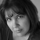 Self Portrait by Fiona Kersey