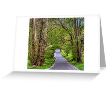 Cades Cove (HDR) Greeting Card