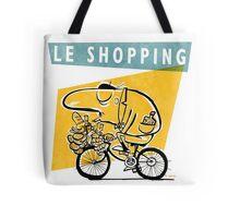 Le Shopping Tote Bag