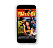 Pulp Fiction - Promotional Poster Samsung Galaxy Case/Skin