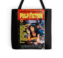 Pulp Fiction - Promotional Poster Tote Bag