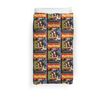 Pulp Fiction - Promotional Poster Duvet Cover