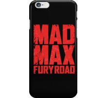 Mad Max Fury Road 1 iPhone Case/Skin