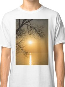 Framing the Golden Sun Classic T-Shirt