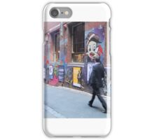 Working for the man? iPhone Case/Skin