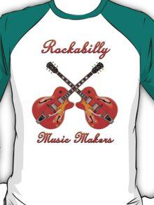 Rockabilly Music Makers T-Shirt