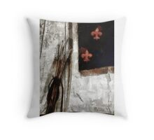 Medieval by Pierre Blanchard Throw Pillow
