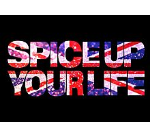 Spice Up your life Photographic Print