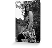 Only me only you Greeting Card