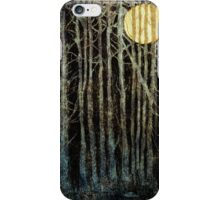 Caged Moon iPhone Case/Skin