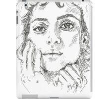 Alia Shawkat  iPad Case/Skin