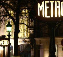 Metro by JamesRoberts