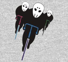 Fixie Gang by Mike Sullivan