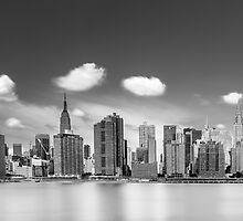 Midtown Manhattan (NYC) by fernblacker