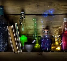 Magic Potion by Andrew Bret Wallis