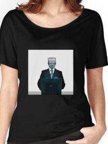 Robot Worker Women's Relaxed Fit T-Shirt