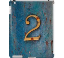 Lucky Number 2 iPad Case/Skin