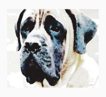 Mastif Dog Art - Misunderstood Kids Clothes