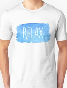 Watercolor Relax T-Shirt