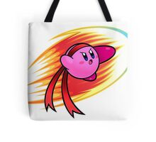 Fighter Kirby - Ryu Kick Tote Bag