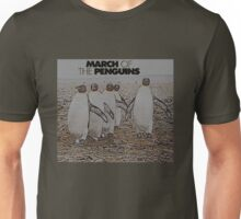 March of the Penguins Unisex T-Shirt